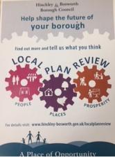 LOCAL PLAN REVIEW  -  People, Places, Prosperity