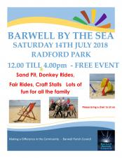 BARWELL BY THE SEA