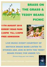 BRASS ON THE GRASS & TEDDY BEARS PICNIC