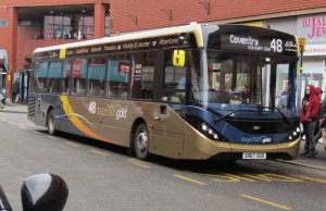 IMPORTANT CHANGES TO STAGECOACH 48