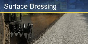 ADVANCE NOTICE OF SURFACE DRESSING WORKS IN BARWELL