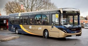 CHANGES TO STAGECOACH 48 BUS