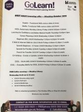 WEST ADULT LEARNING