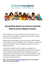 WOULD YOU LIKE TO MAKE A DIFFERENCE TO A CHILDS LIFE