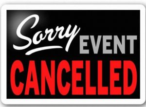 Barwell Parish Council cancels some events for the foreseeable future as a result of the Coronavirus.
