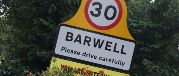 Image: Welcome to Barwell