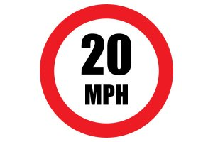 BARWELL TO GET NEW 20mph SPEED LIMIT